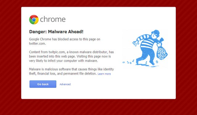 google-malware